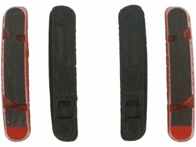 Campagnolo brake pads for carbon rims