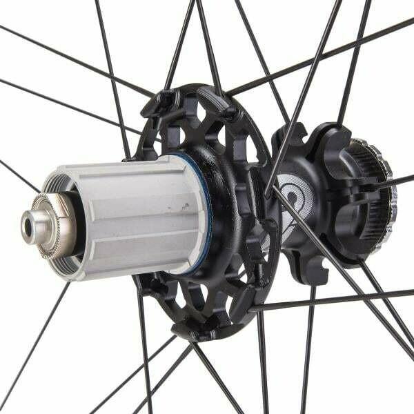 clincher Zonda disc brakes