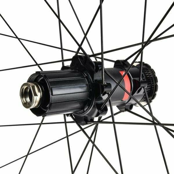 Fulcrum Racing 4 disc brakes two way fit