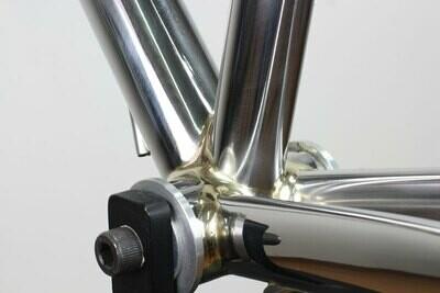 Inox XCr polished