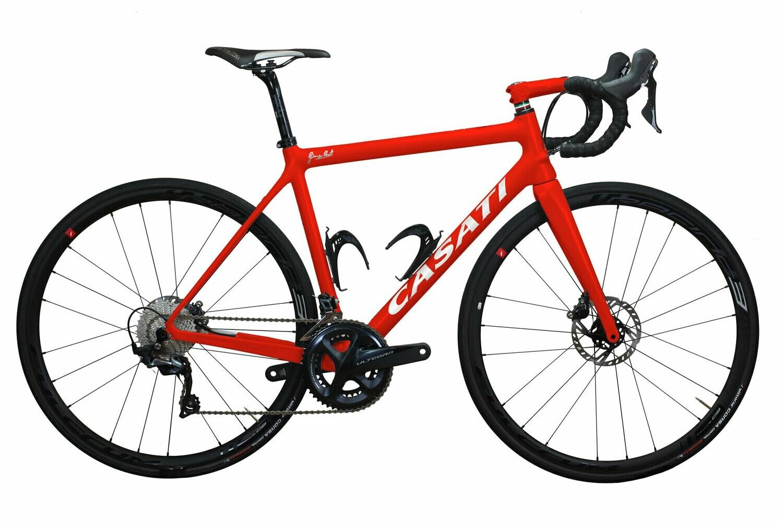 bicycle ZERO disc brakes