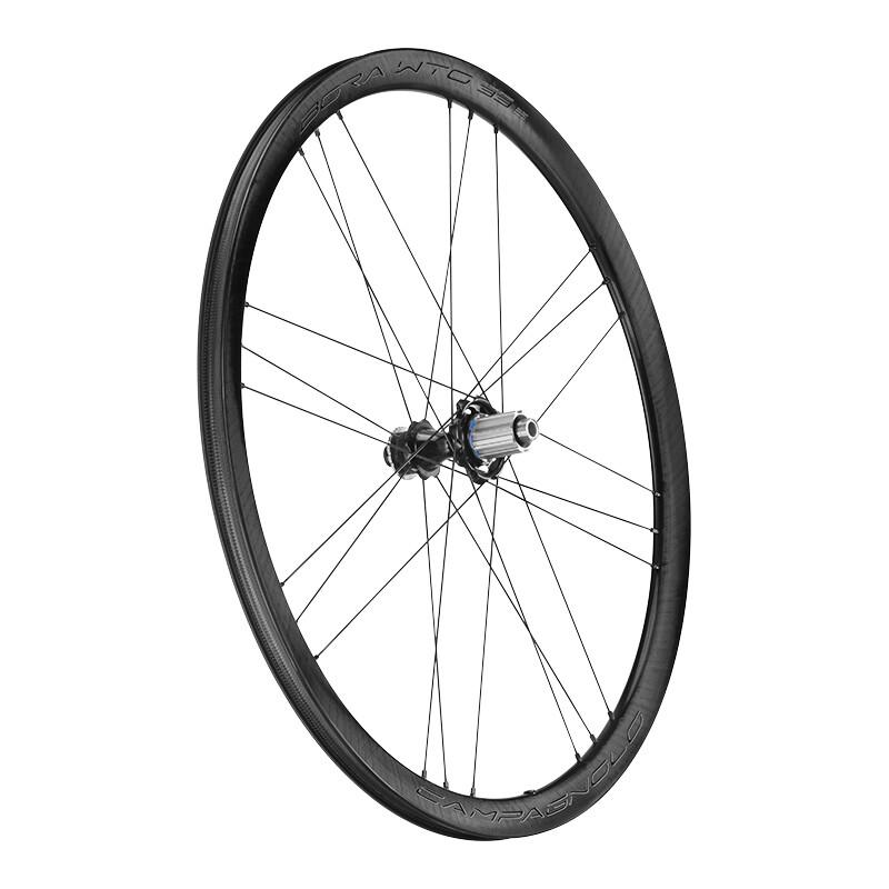 Bora WTO 33 disc brakes  clincher / tubeless