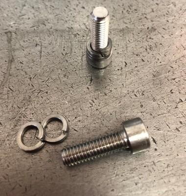 internal seatpost lock / screw