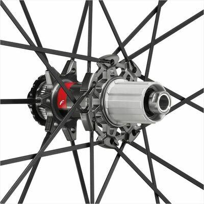 Fulcrum Racing Zero disc brakes