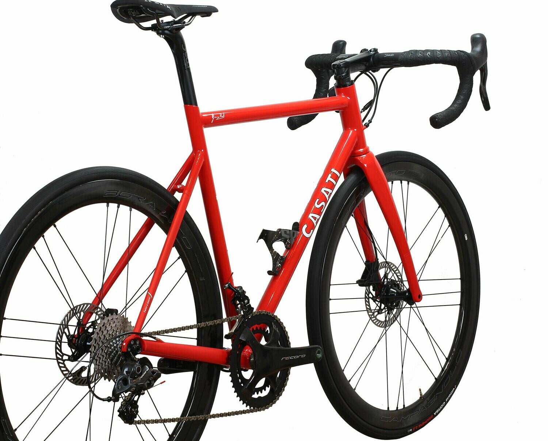 bicycle ESPRESSO disc brakes