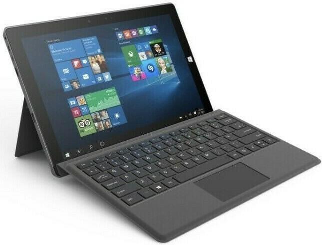 """Microsoft Surface 3 Pro tablettikannettava 12"""" näytöllä.  Intel Core i5-4300U, 8gb / 256gb"""