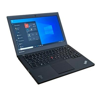 Lenovo X240 Ultrabook  Pieni, ohut ja tehokas Core i5-kannettava (4:th gen), SSD-levyllä. (Grade B/C)