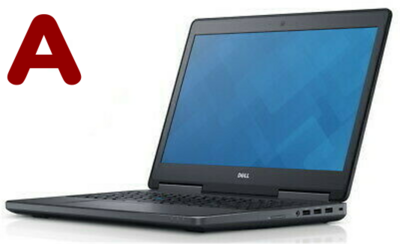 Dell Precision 7510 - huippukannettava. 6:th gen i7 (4-Core) 32gb ram/ 512gb NVMe m2. SSD (Huippusiisti!) A