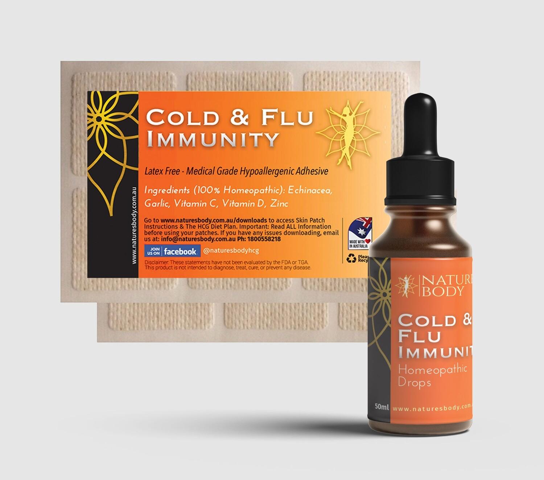COLD & FLU Immunity Combo