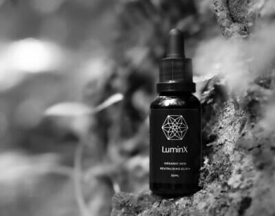 LuminX - Organic Skin Revitalising Elixir 30ml