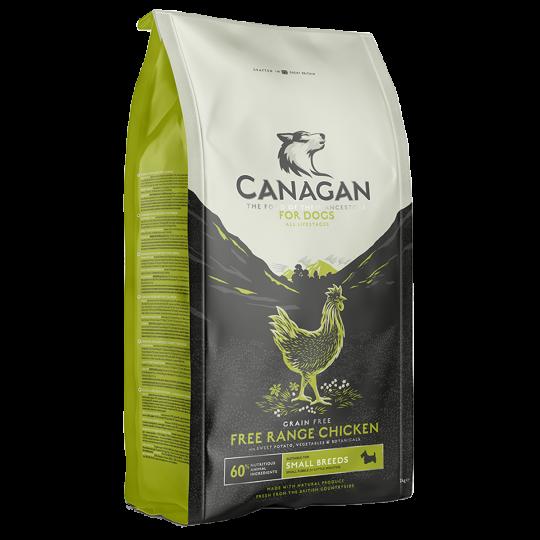 Canagan Free Range Chicken Small Breed