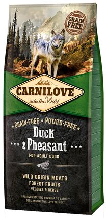Carnilove Duck & Pheasant 1.5KG