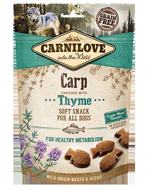 Carnilove Carp with Thyme Dog Treats 200g