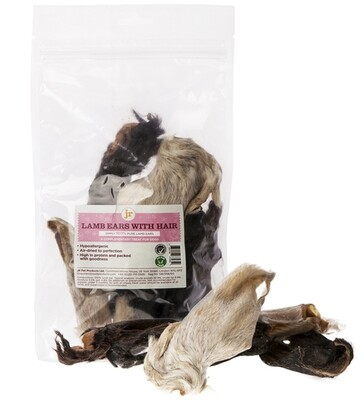 Lamb Ears with Hair 100g