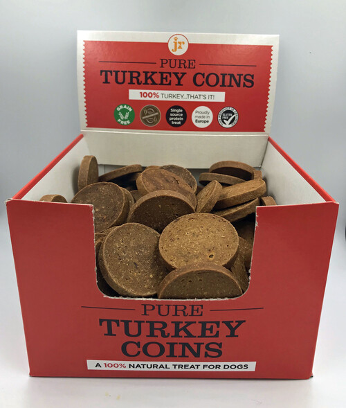 Pure Turkey Coins 3 for £1