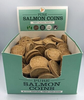 Pure Salmon Coins 3 for £1