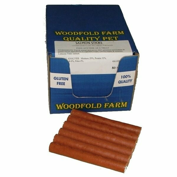 "Woodfold Farm 5"" Salmon Stick"