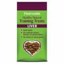Feelwell Training Treats Liver 115g