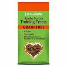 Feelwells Training Treats Grain Free 115g
