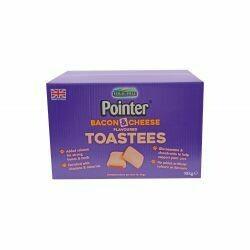 Pointer Bacon & Cheese Toastees 300g