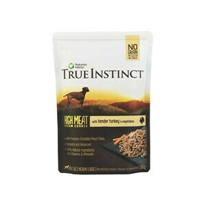 True Instinct Pouch Turkey Fillet Adult Dog 300g