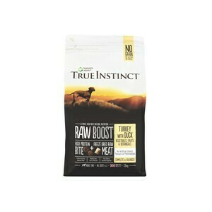 True Instinct Raw Boost Turkey & Duck Adult Dog 1.5kg