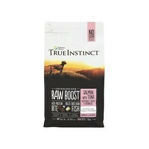 True Instinct Raw Boost Salmon & Tuna Adult Dog 1.5kg