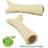 All-Natural Peanut Butter Filled Antler