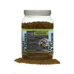 Komodo Tortoise Food - Fruit & Flower Flavour, 680g