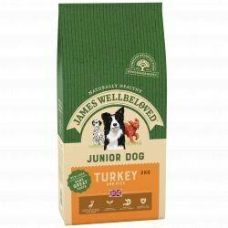 James Wellbeloved Junior Turkey 2KG
