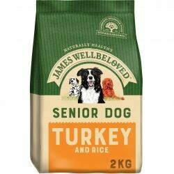 James Wellbeloved Senior Turkey 2KG
