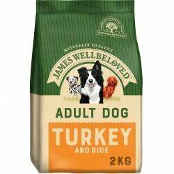James Wellbeloved Adult Turkey 2KG