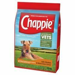 Chappie Chicken 15kg