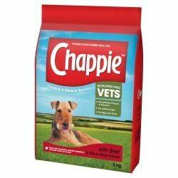 Chappie Beef 3kg
