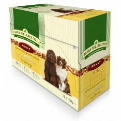 James Wellbeloved Adult Lamb Pouch 150g