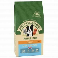 James Wellbeloved  Dog Adult Light Turkey & Rice 1.5KG