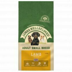 James Wellbeloved  Dog Adult Small Breed Lamb & Rice 7.5KG
