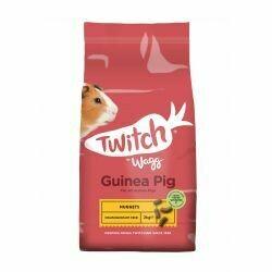Twitch Guinea Crunch 2KG