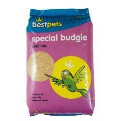 Budgie Mix 1kg