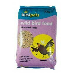 Wild Bird Mix 1KG