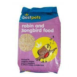 Superior Wild Bird Seed (Robin & Songbird) 500g