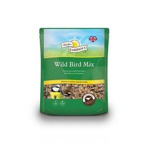 Walter Harrison Wild Bird Mix 2kg