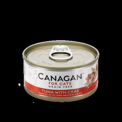 Canagan Tuna with Crab 75g