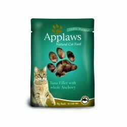 Applaws Tuna Fillet with Anchovy Pouch 70g