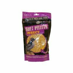 Suet to Go Insect Pellets 550g