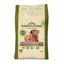 Harringtons Lamb & Rice 15KG