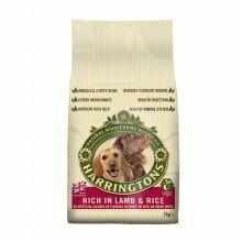 Harringtons Lamb & Rice 2KG