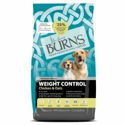Burns Weight Control Chicken & Oats 12kg