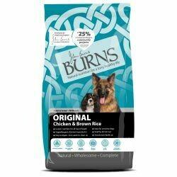 Burns Chicken & Brown Rice 12KG