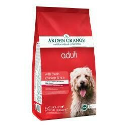 Arden Grange Adult Dog Chicken & Rice 12KG